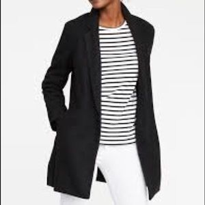 Old Navy Wool Blend Overcoat